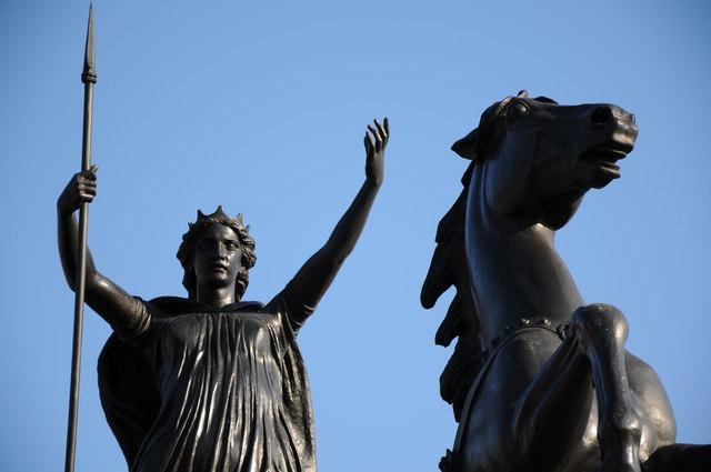 Statue of Boadicea