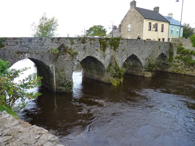 Bridge over the Boyne