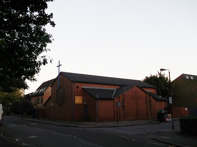 Mostyn Road Methodist Church