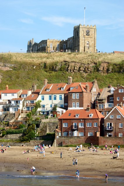 The Church of St Mary, Whitby