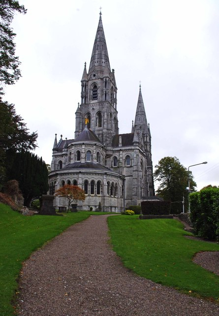 St. Fin Barre's Cathedral - east end, Cork