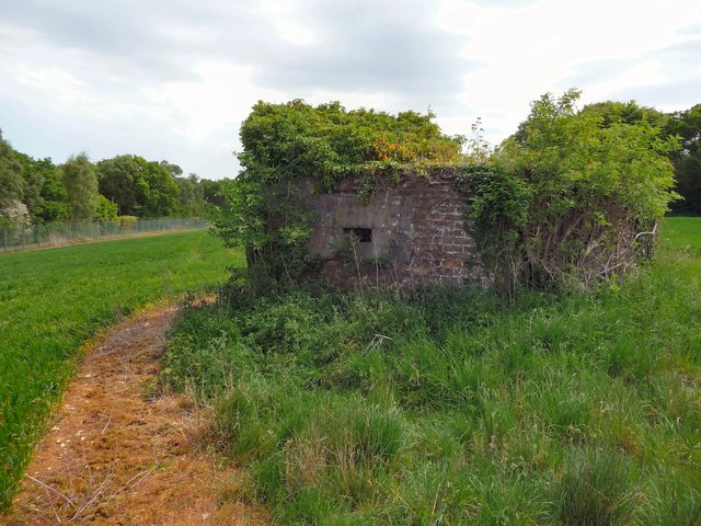 East Dean - Pillbox