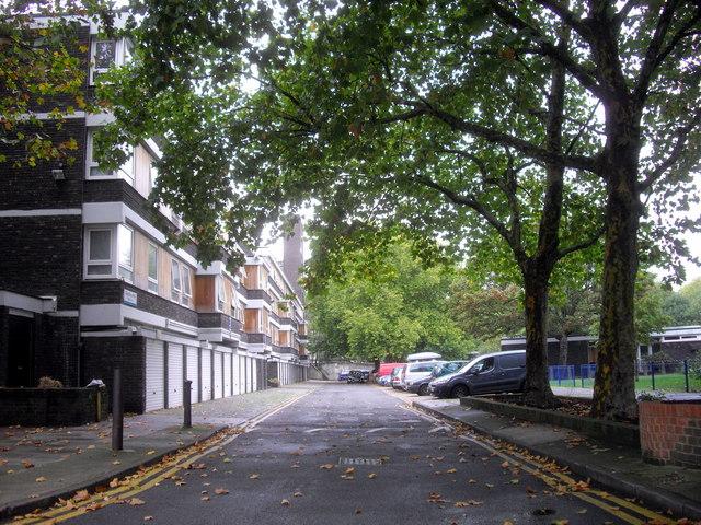 Glenfinlas Way, London