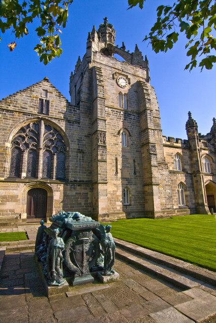 Kings College Chapel, Old Aberdeen