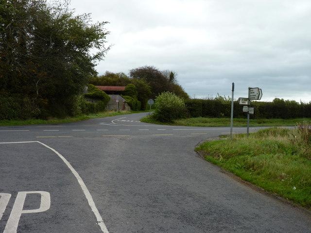 Casey's cross roads
