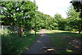 SP0682 : Path, Cannon Hill Park by N Chadwick