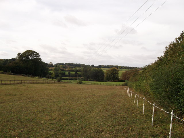 Footpath to Nash
