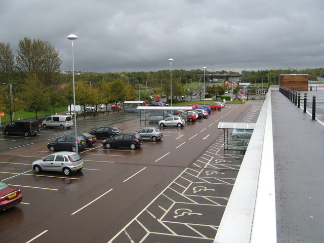 Sainsbury's Car Park