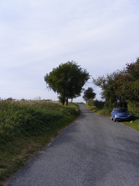 Back Lane, Lower Falkenham