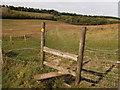 TQ4061 : Stile near Ashmore Farm by David Anstiss