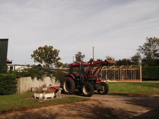Tractor Bay, Ashmore Farm