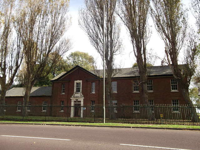 Building 1, Biggin Hill