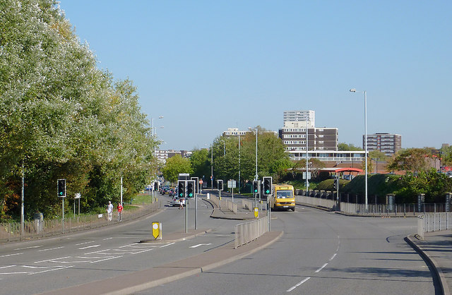 Wednesfield Road, Wolverhampton