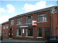 SD6828 : Randal Street Apostolic Church Blackburn by Steve Houldsworth