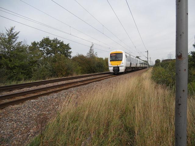 Railway in Cranham