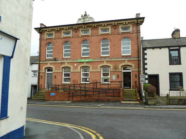 Job centre, Lowergate, Clitheroe