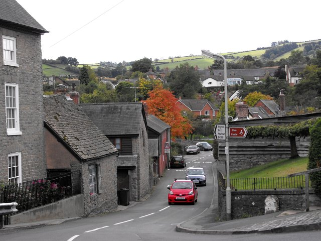 Bridge Street, Clun