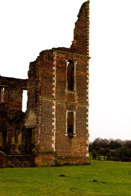 Houghton House a Grade I Listed Building