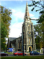TQ2078 : Christ Church, Turnham Green by Thomas Nugent