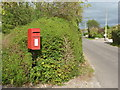 SY4990 : Burton Bradstock: postbox № DT6 85, Shipton Lane by Chris Downer