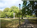 TQ2975 : Path on Clapham Common by Ian Yarham