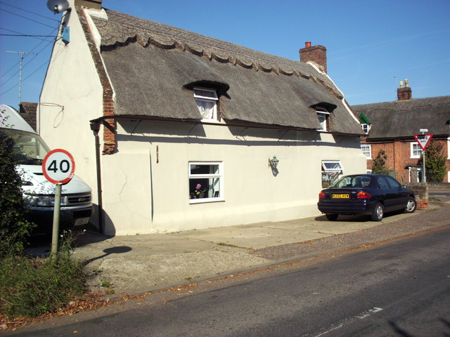 Thatched Cottage, Rollesby