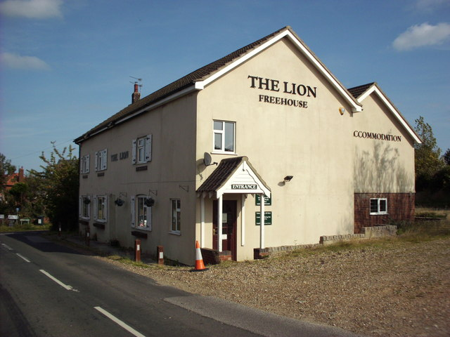 Lion Inn, Somerton