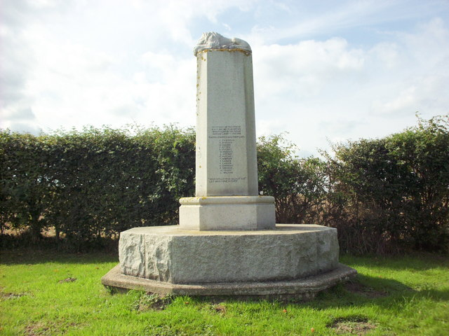 Somerton War Memorial
