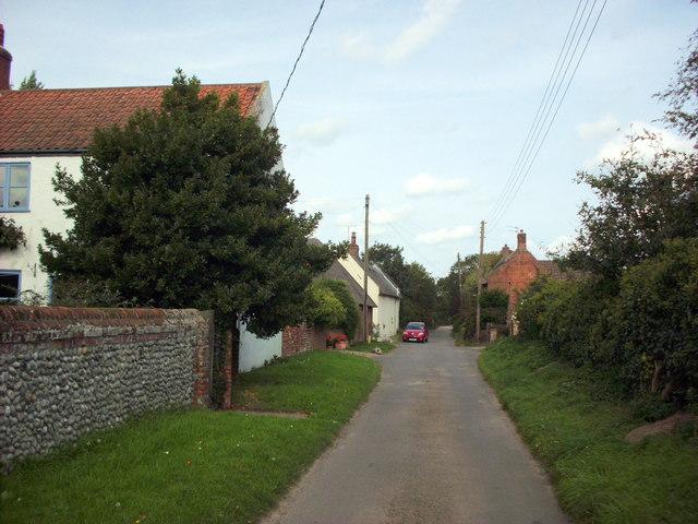 The Street, East Somerton