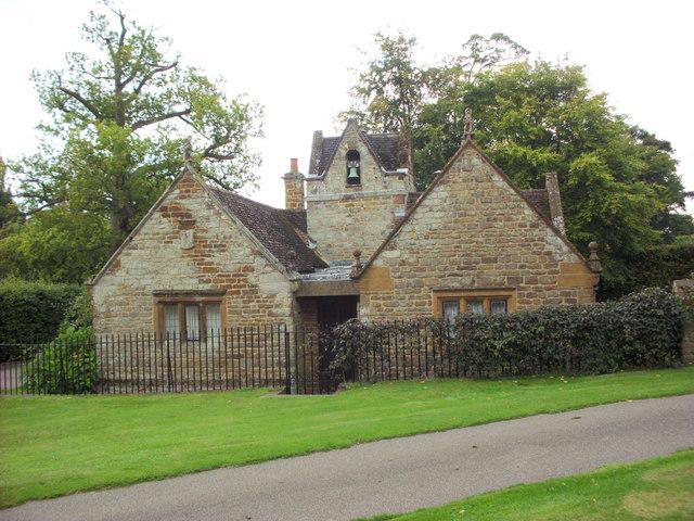 Former village school, Eydon