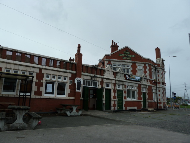 The Gardeners Arms, Lightbowne Road, Moston