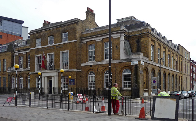 London Nautical School, Stamford Street