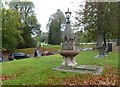 SJ8800 : Tettenhall, drinking fountain by Mike Faherty