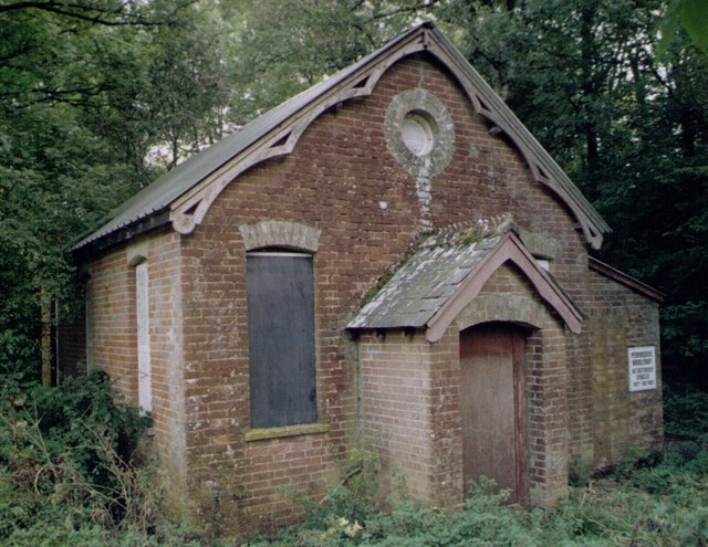 Former Winslade Methodist Chapel