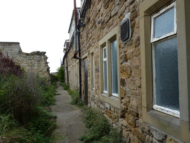 The former Youth Hostel, Whitby
