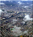 TQ3177 : The Oval and Westminster from the air by Thomas Nugent