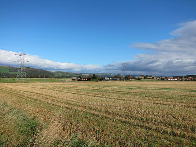 Stubble field