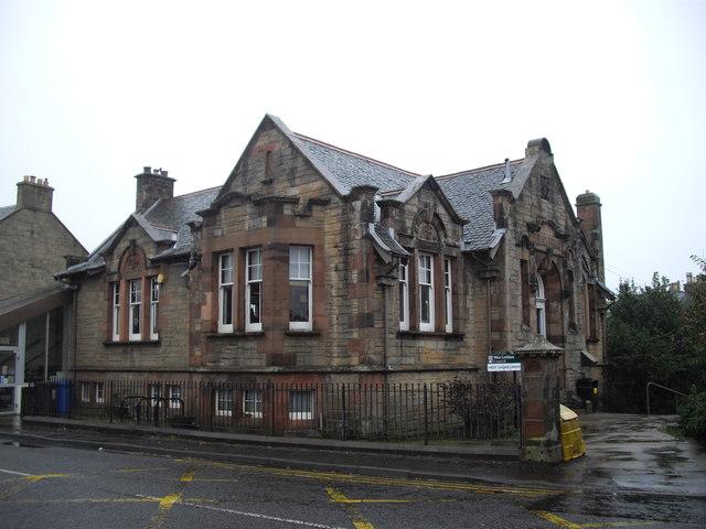 Library, West Calder