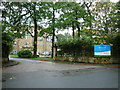 SE3237 : Elmwood Nursing Home, Lady Wood, Leeds by Ian S