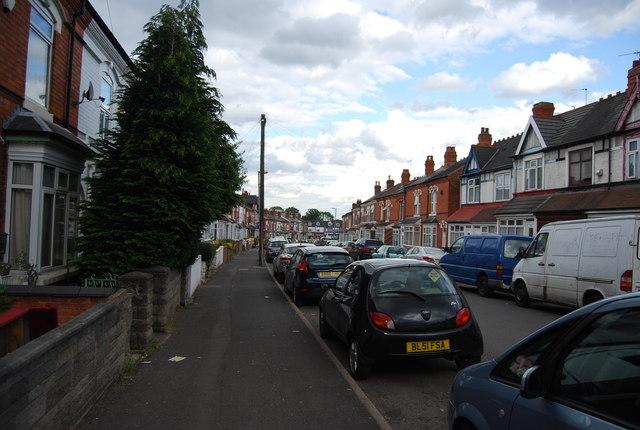 Oakwood Rd, Sparkhill