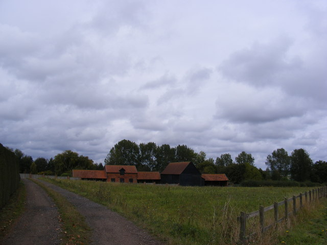 Red House Farm, Lower Falkenham