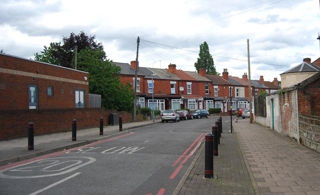 Hillfield Rd, Sparkhill