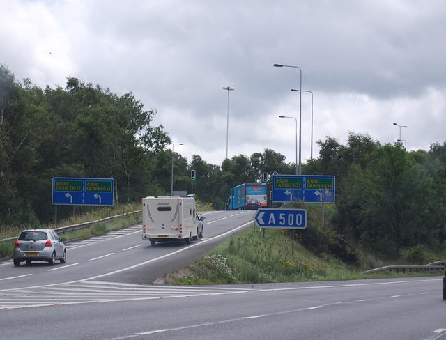 Junction 15, M6