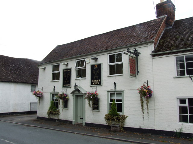 Cross Keys, Ombersley