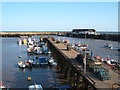 TA1866 : Chicken Run Jetty, Bridlington Harbour : Week 41