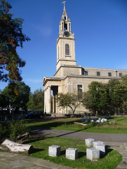 St James Church, Thurland Road, Bermondsey