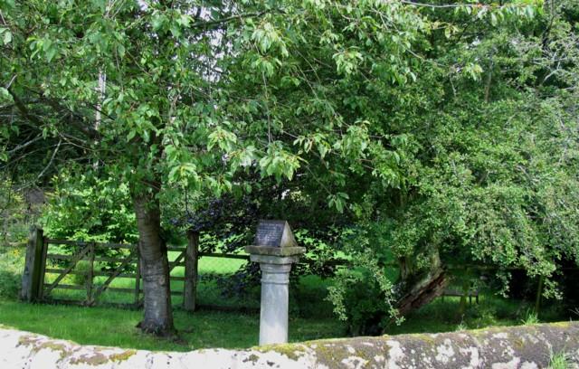 John Wesley Memorial,  Ireshopeburn