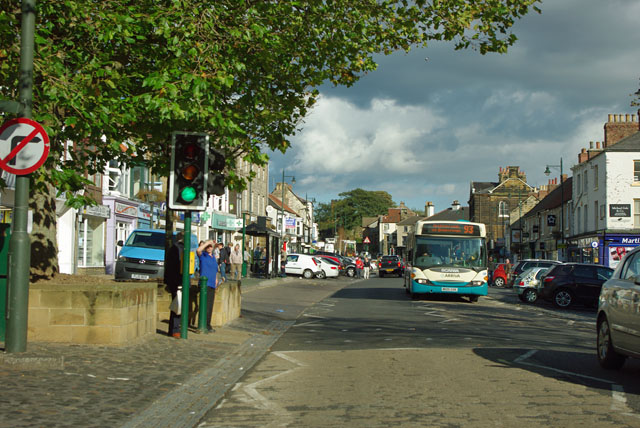 Guisborough town centre