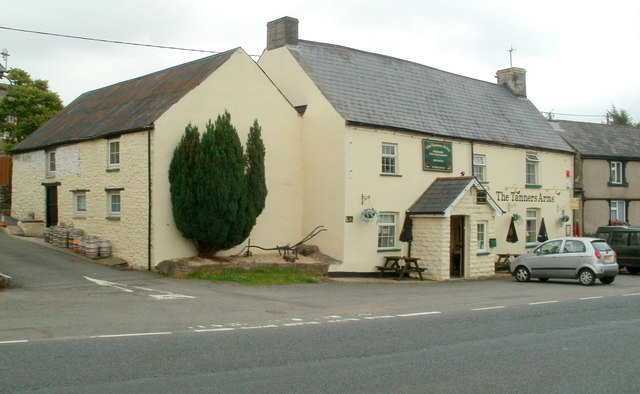 The Tanners Arms, Defynnog