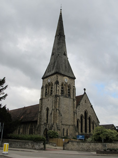 St Stephen�s Church, Tonbridge